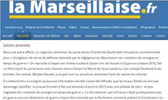Affaire de compromission de secret défense sur le porte-avions Charles de Gaulle