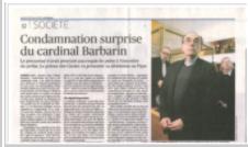 Le Figaro Affaire Barbarin