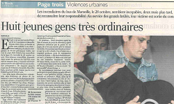 Affaire Galledou, article Le Monde