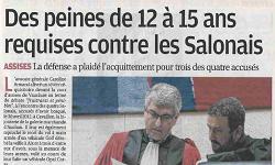 Affaire TRAI La Provence
